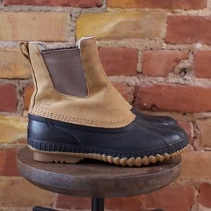 Sorel Shoes - SOREL Cheyanne II Chelsea Elk/Black